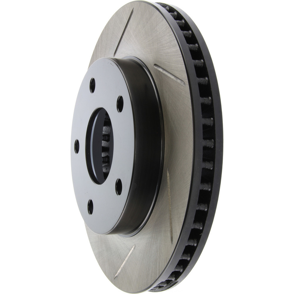 STOPTECH - StopTech Sport Slotted Disc Brake Rotors - SOH 126.66006SR