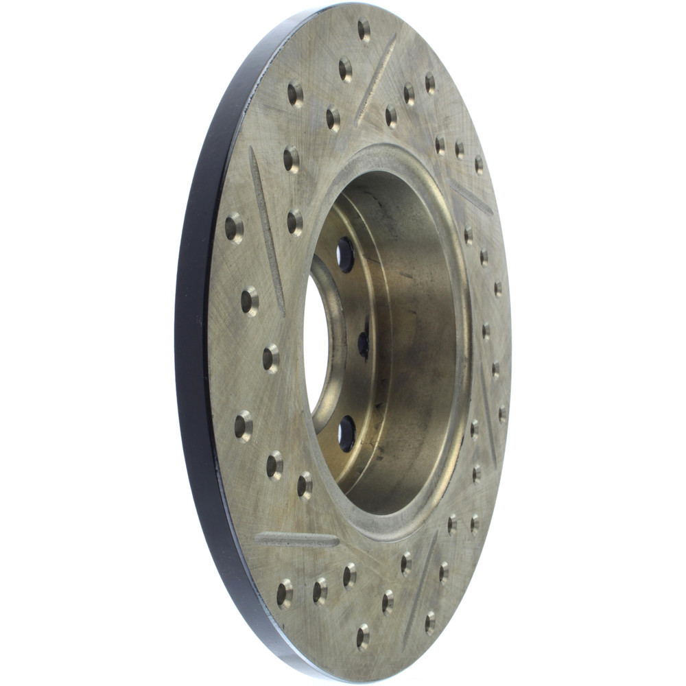 STOPTECH - StopTech Sport Drilled/Slotted Disc - SOH 127.04000L