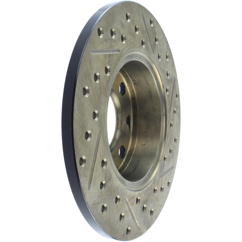 STOPTECH - StopTech Sport Drilled/Slotted Disc - SOH 127.04000R