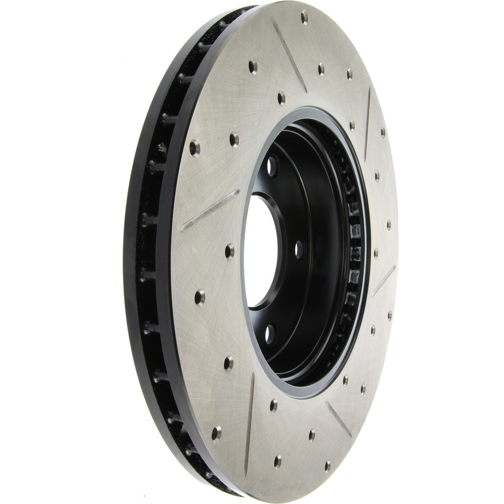 STOPTECH - StopTech Sport Drilled/Slotted Disc (Front Right) - SOH 127.20014R