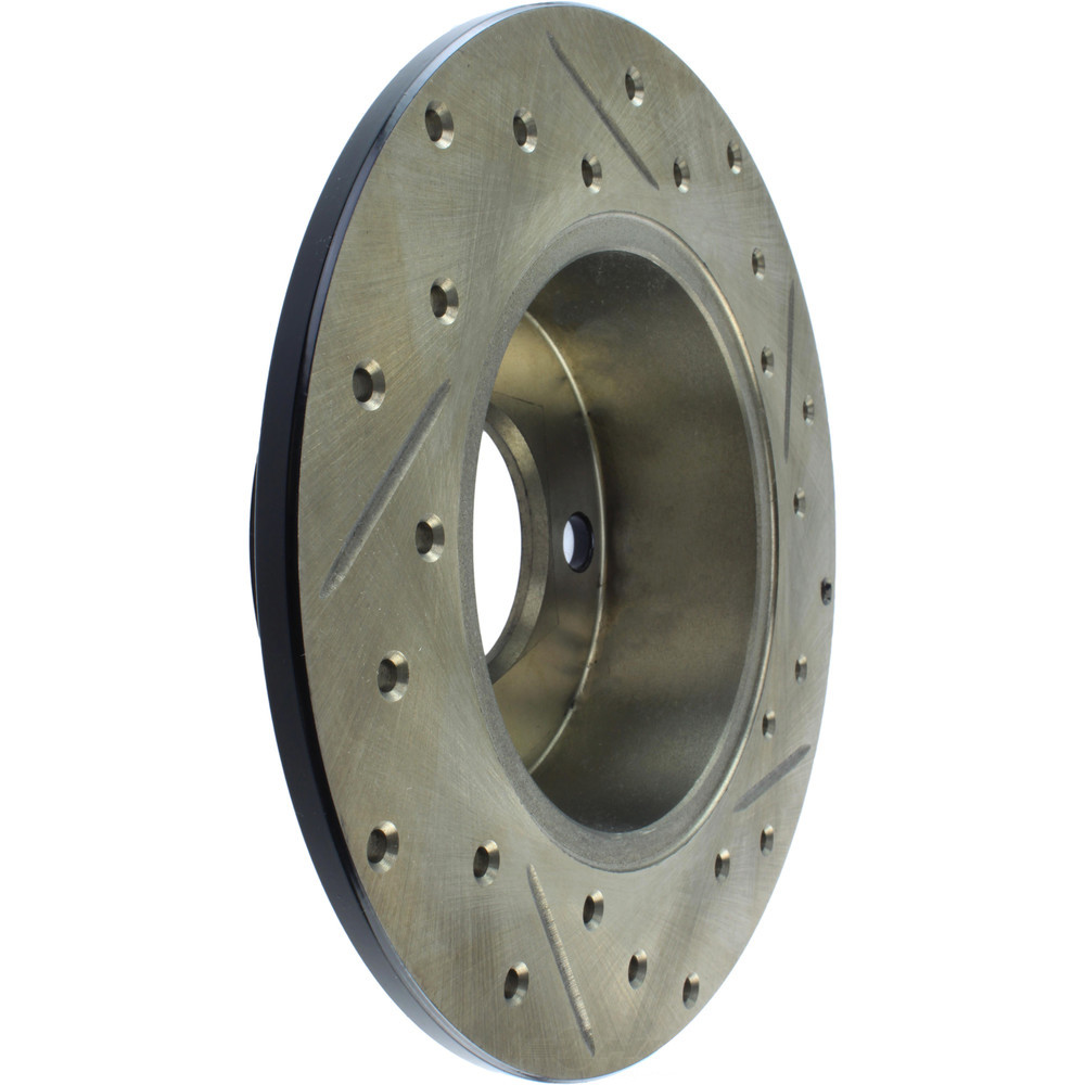 STOPTECH - StopTech Sport Drilled/Slotted Disc (Rear Right) - SOH 127.33020R