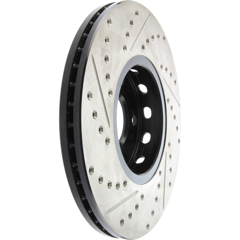 STOPTECH - StopTech Sport Drilled/Slotted Disc (Front Left) - SOH 127.33039L