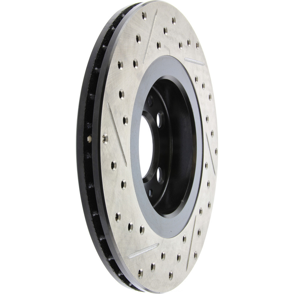 STOPTECH - StopTech Sport Drilled/Slotted Disc - SOH 127.33054L