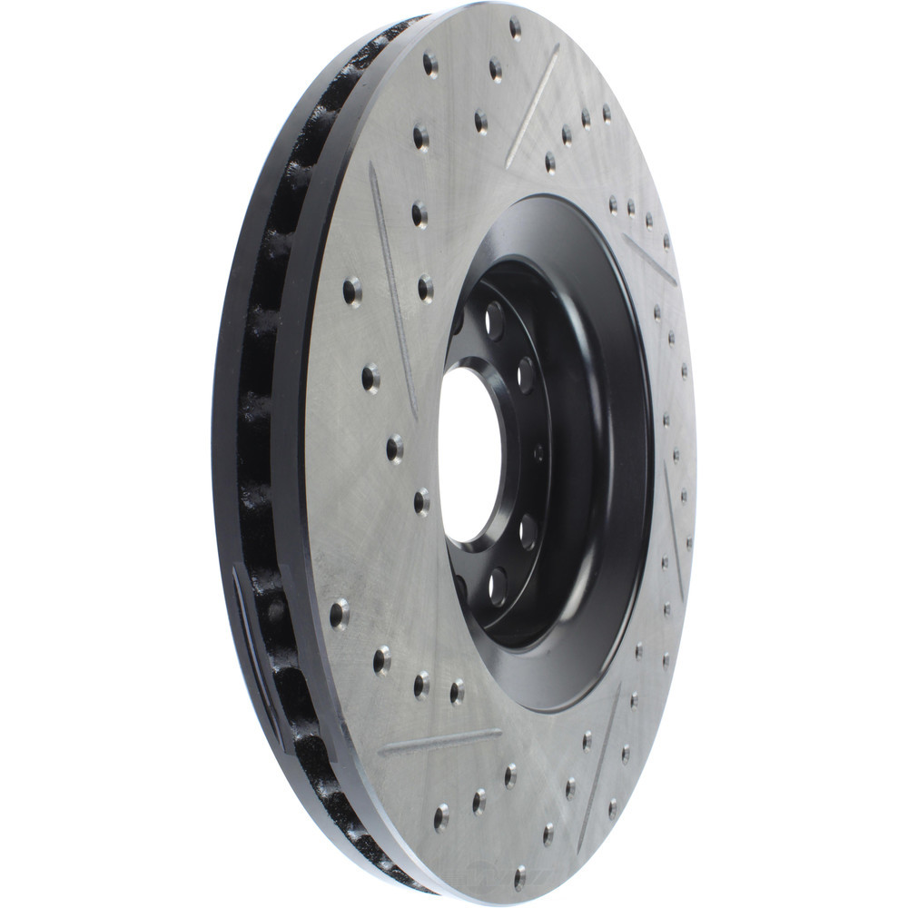 STOPTECH - StopTech Sport Drilled/Slotted Disc (Front Left) - SOH 127.33096L