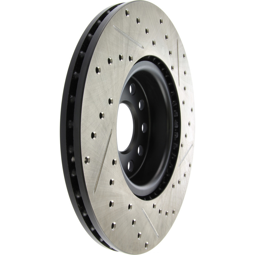 STOPTECH - StopTech Sport Drilled/Slotted Disc (Front Right) - SOH 127.33098R