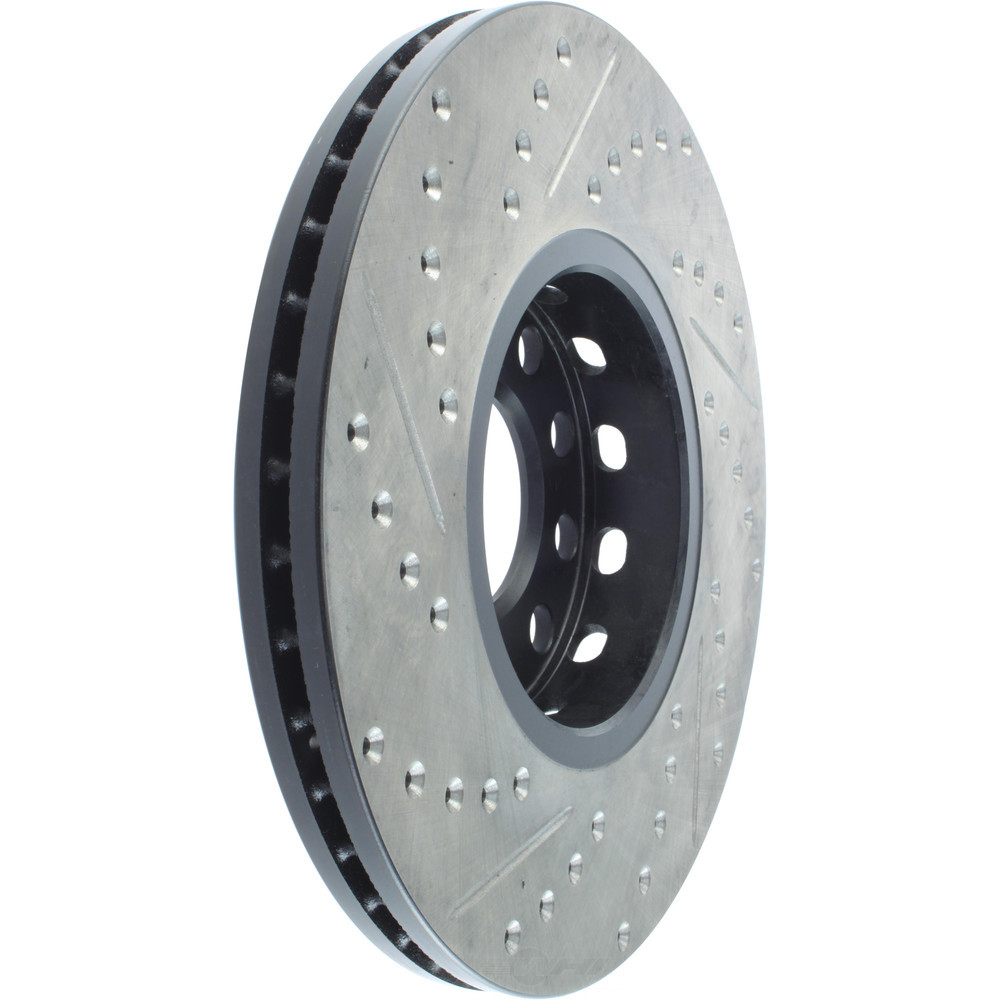 STOPTECH - StopTech Sport Drilled/Slotted Disc (Front Left) - SOH 127.33103L
