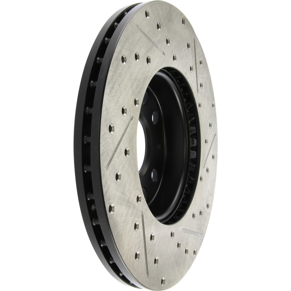 STOPTECH - StopTech Sport Drilled/Slotted Disc (Front Right) - SOH 127.33110R