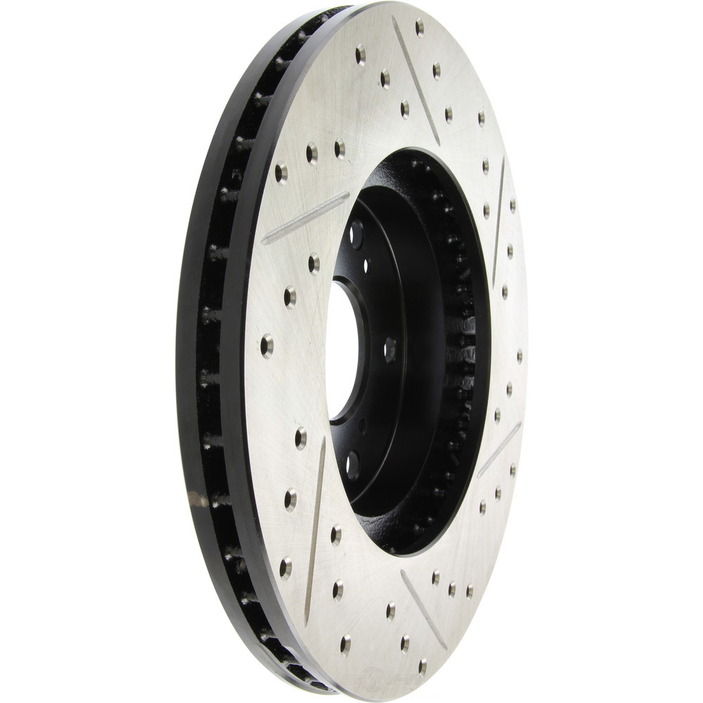 STOPTECH - StopTech Sport Drilled/Slotted Disc (Front Right) - SOH 127.40046R