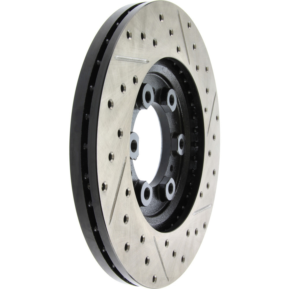 STOPTECH - StopTech Sport Drilled/Slotted Disc (Front Right) - SOH 127.43013R