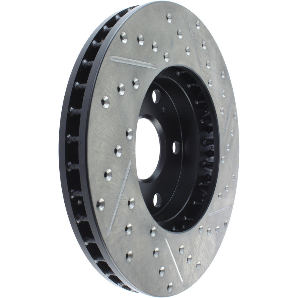 STOPTECH - StopTech Sport Drilled/Slotted Disc (Front Right) - SOH 127.44079R