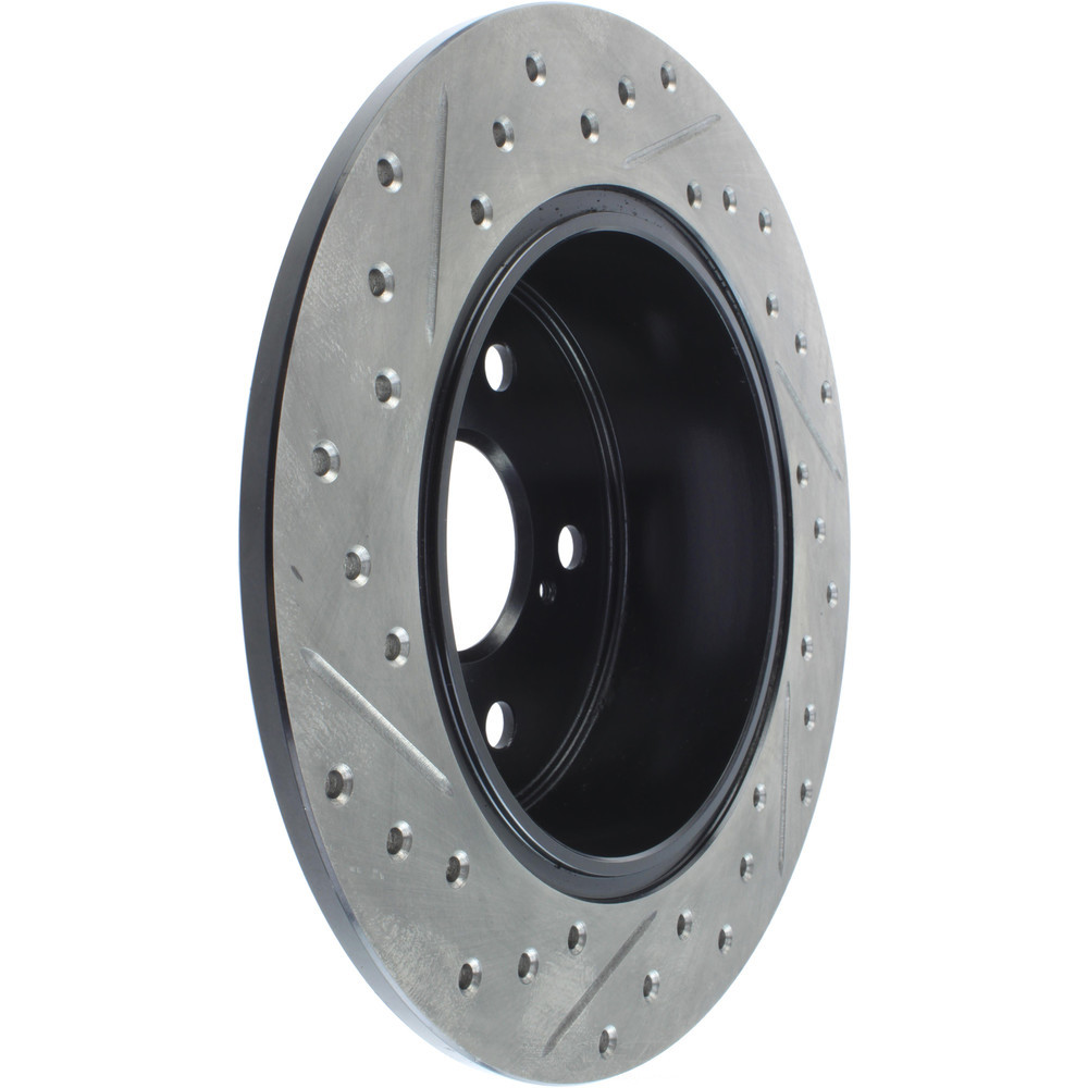 STOPTECH - StopTech Sport Drilled/Slotted Disc (Rear Left) - SOH 127.44080L