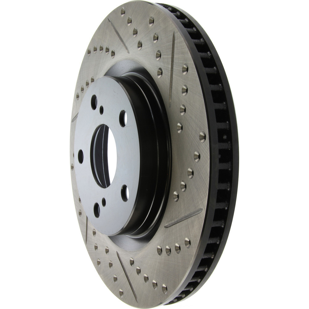 STOPTECH - StopTech Sport Drilled/Slotted Disc - SOH 127.44146L