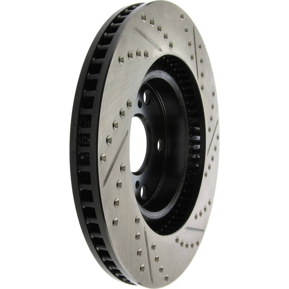STOPTECH - StopTech Sport Drilled/Slotted Disc (Front Right) - SOH 127.44146R