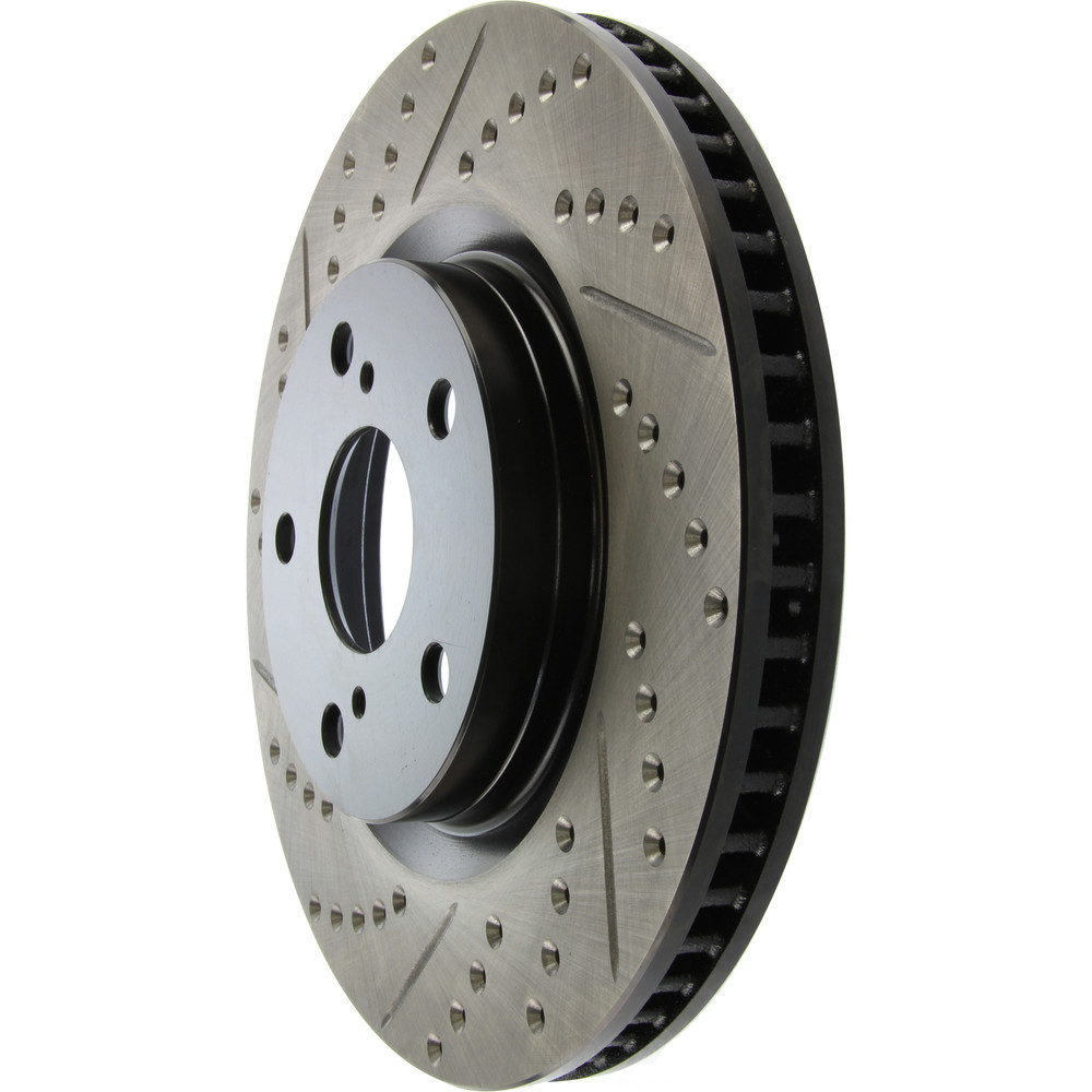 STOPTECH - StopTech Sport Drilled/Slotted Disc - SOH 127.44146R
