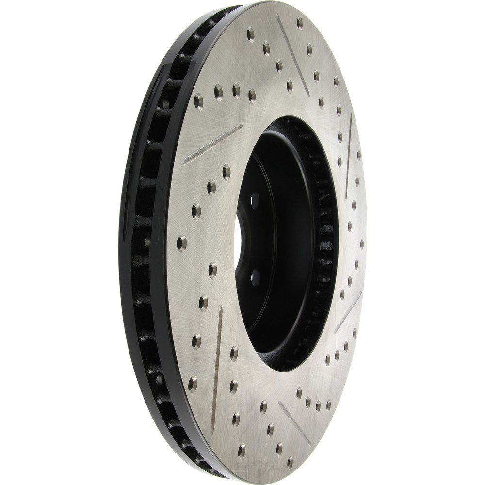 STOPTECH - StopTech Sport Drilled/Slotted Disc (Front Right) - SOH 127.47024R