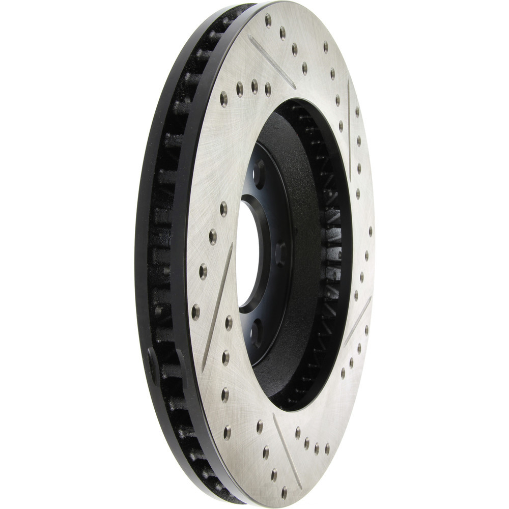 STOPTECH - StopTech Sport Drilled/Slotted Disc - SOH 127.61086R