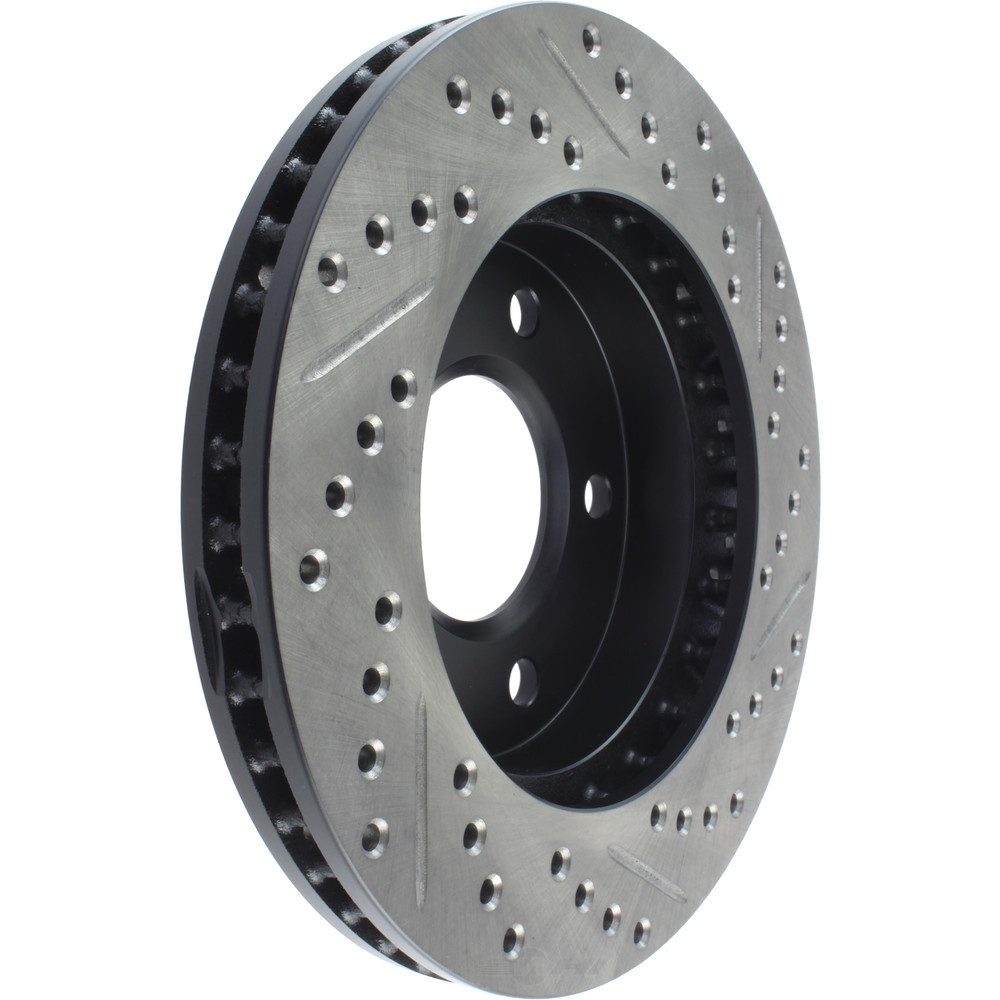 STOPTECH - StopTech Sport Drilled/Slotted Disc (Front Right) - SOH 127.62017R