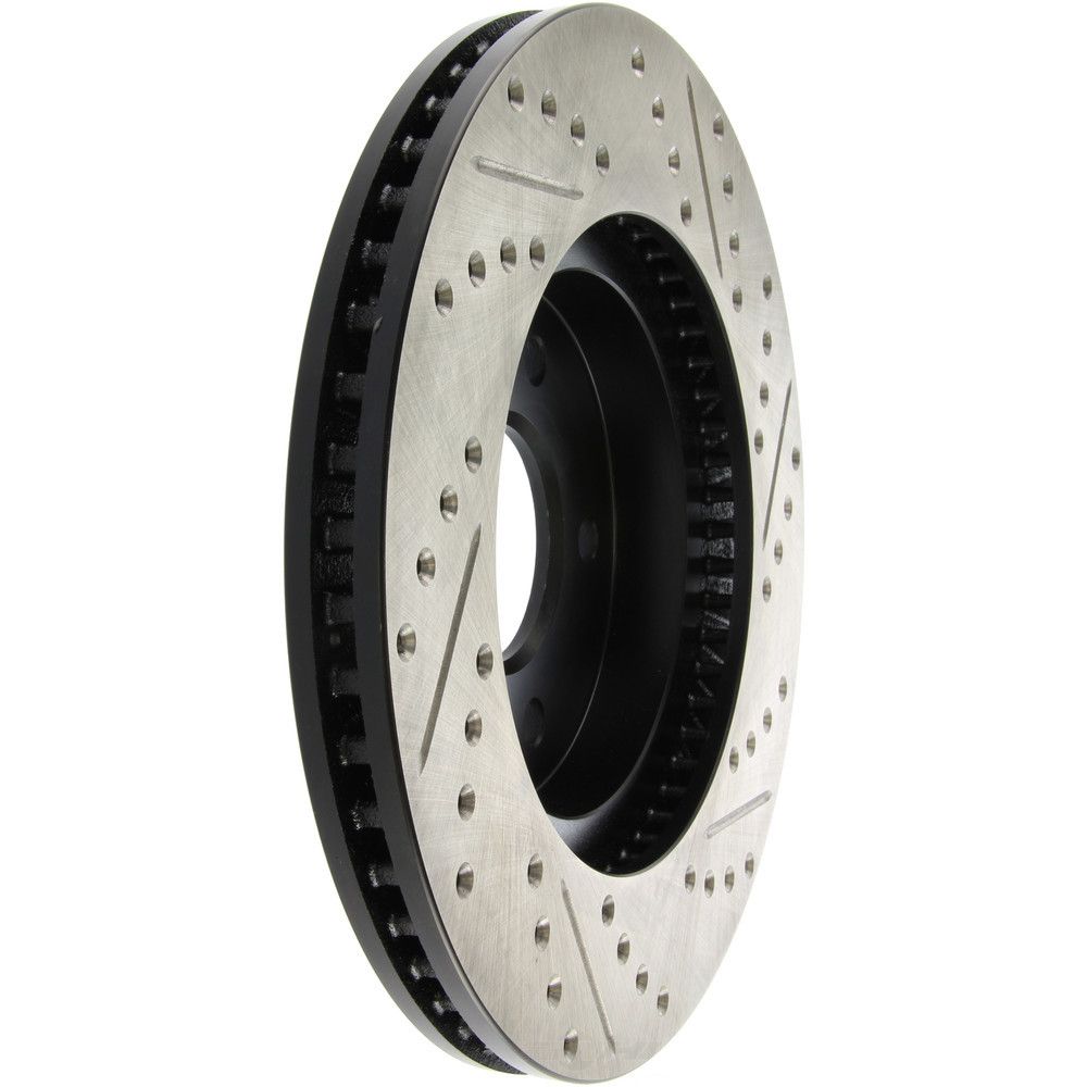 STOPTECH - StopTech Sport Drilled/Slotted Disc (Front Right) - SOH 127.62068R