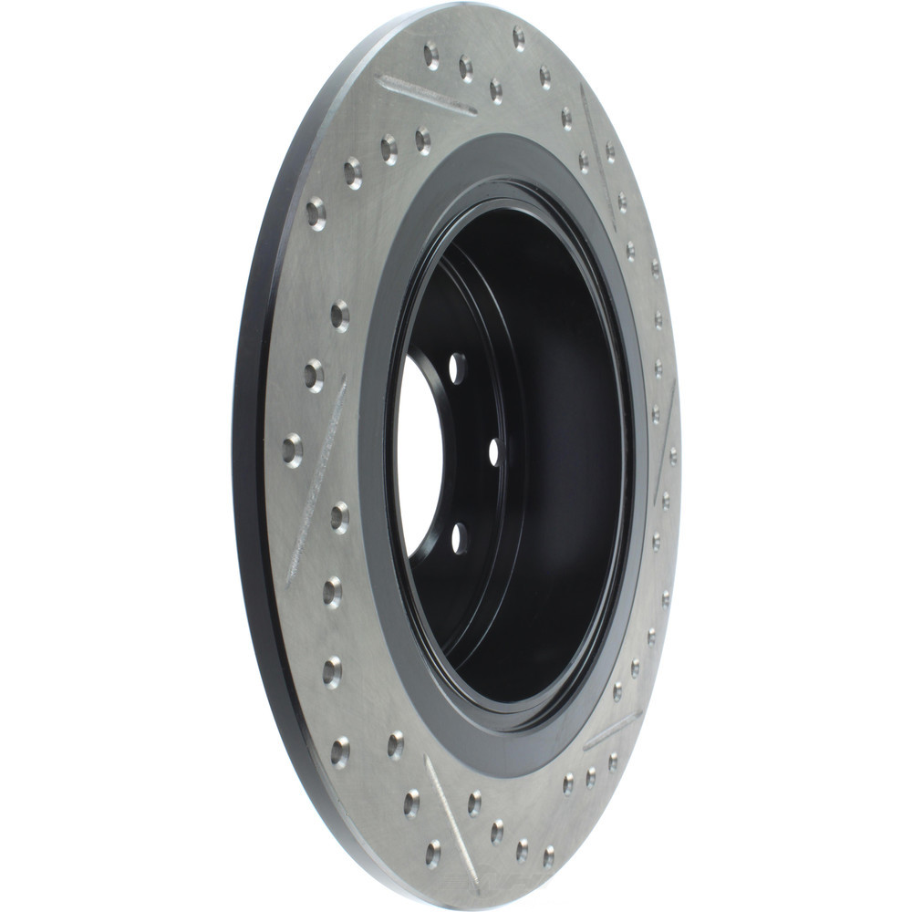 STOPTECH - StopTech Sport Drilled/Slotted Disc (Rear Right) - SOH 127.63069R