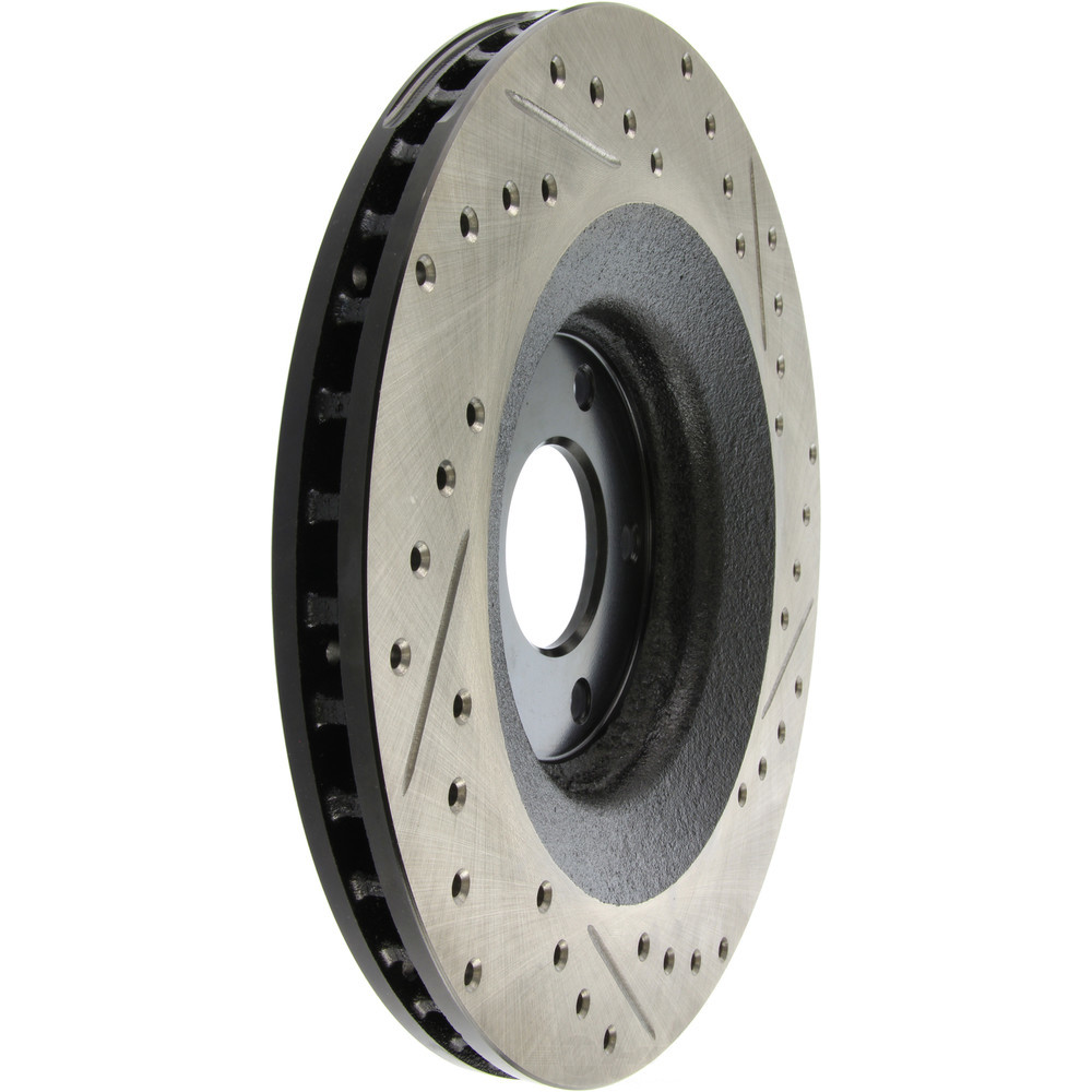 STOPTECH - StopTech Sport Drilled/Slotted Disc - SOH 127.63072R