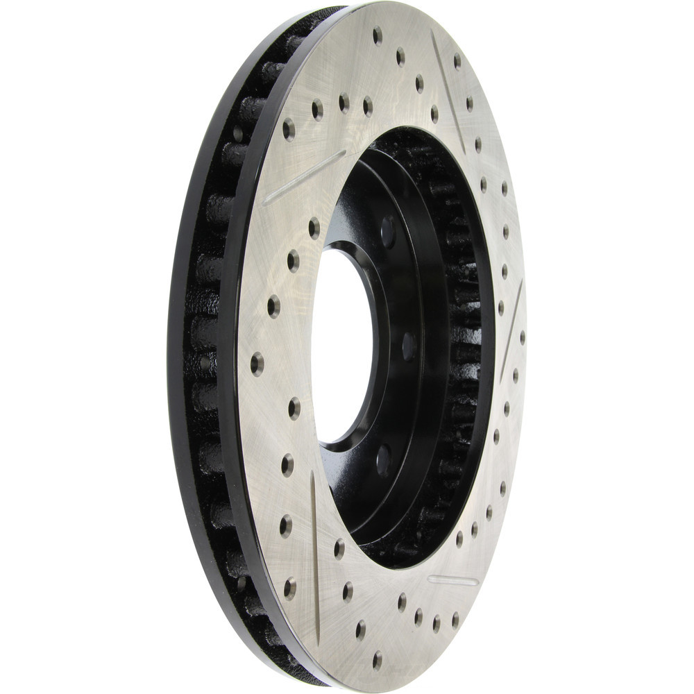 STOPTECH - StopTech Sport Drilled/Slotted Disc - SOH 127.65062R