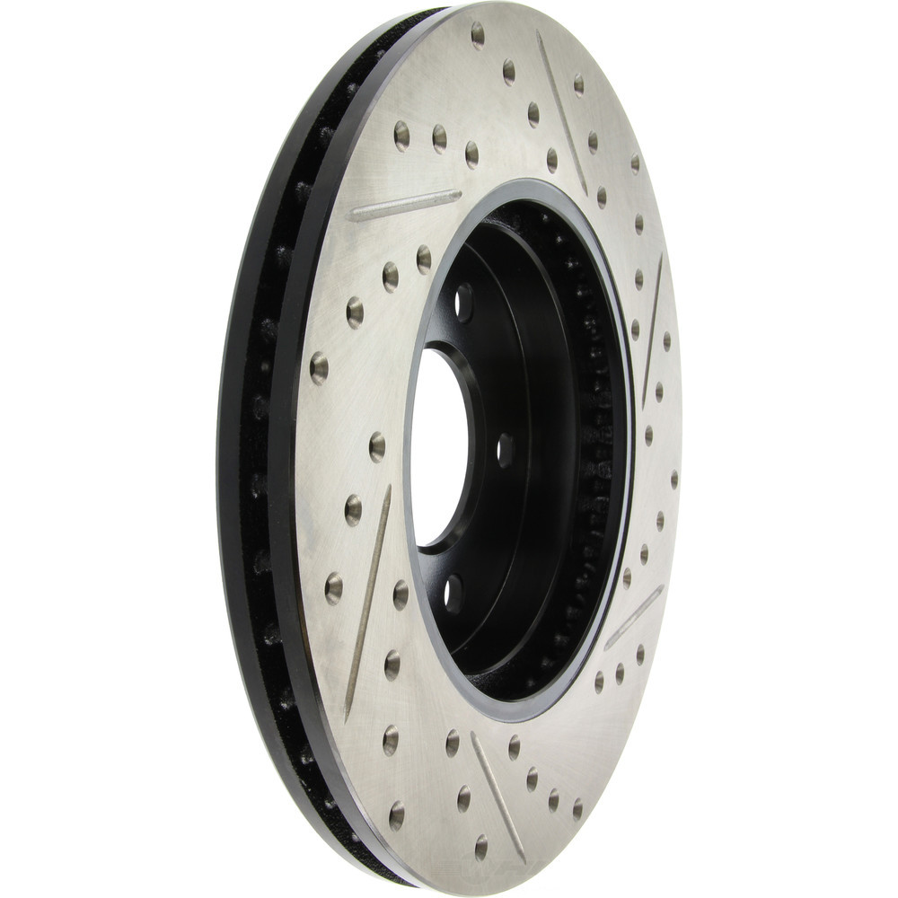 STOPTECH - StopTech Sport Drilled/Slotted Disc (Front Right) - SOH 127.65107R