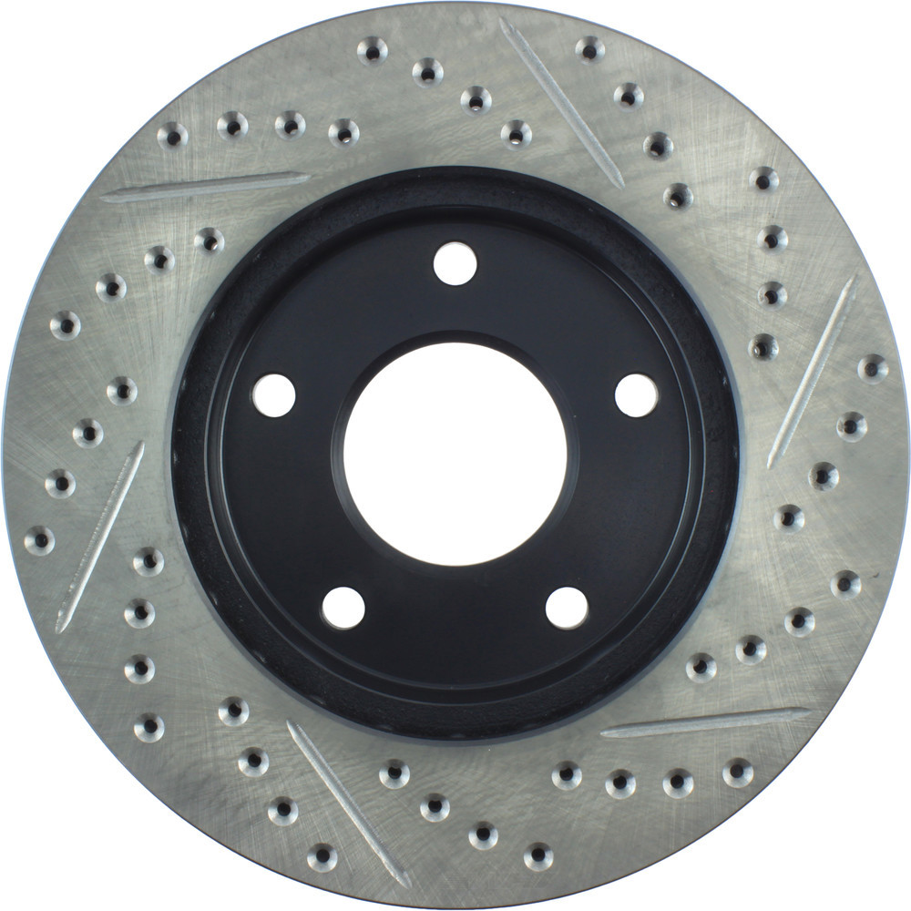 STOPTECH - StopTech Sport Drilled/Slotted Disc - SOH 127.66006R