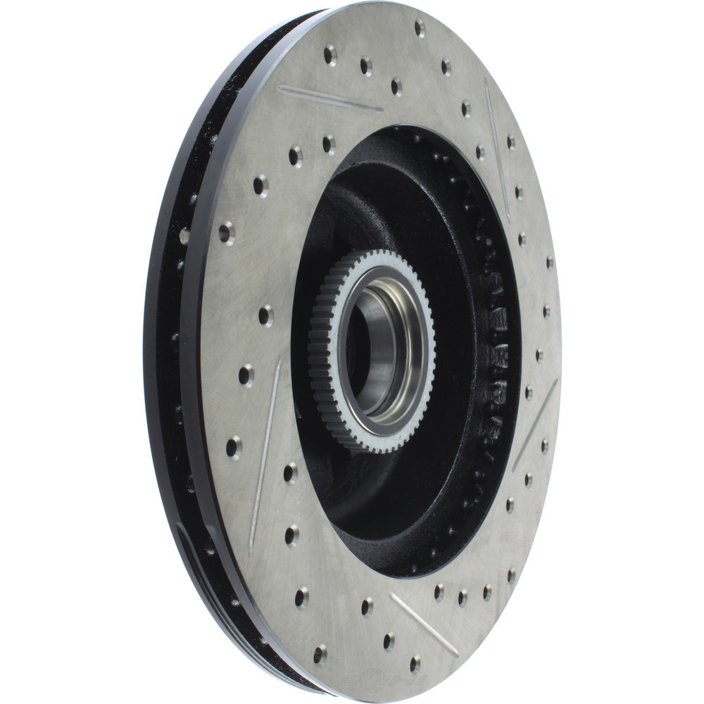 STOPTECH - StopTech Sport Drilled/Slotted Disc (Front Right) - SOH 127.66016R