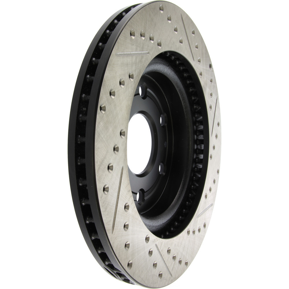 STOPTECH - StopTech Sport Drilled/Slotted Disc (Front Right) - SOH 127.66069R