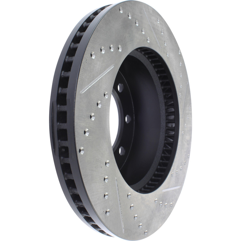 STOPTECH - StopTech Sport Drilled/Slotted Disc - SOH 127.67072R
