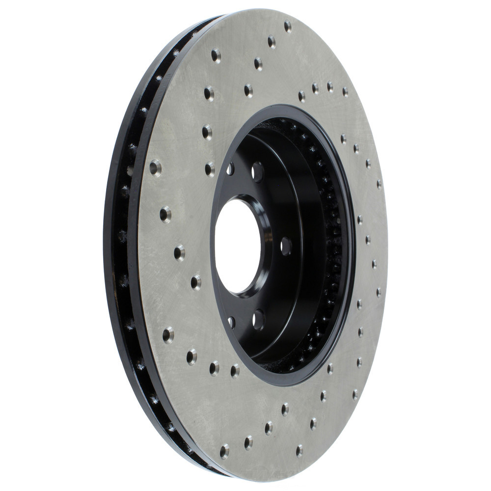 STOPTECH - StopTech Sport Drilled Disc (Front Left) - SOH 128.20016L