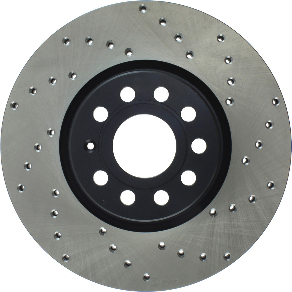 STOPTECH - StopTech Sport Drilled Disc (Front Left) - SOH 128.33098L