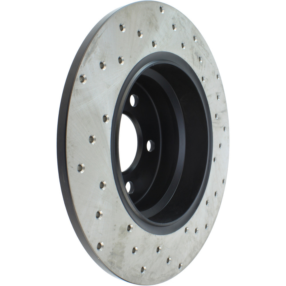 STOPTECH - StopTech Sport Cross-Drilled Disc Brake Rotors - SOH 128.34051R