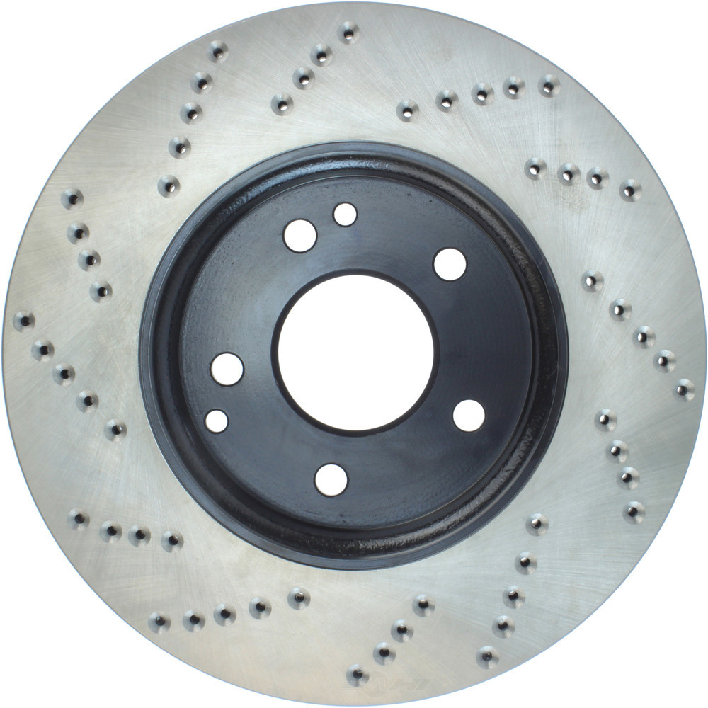 STOPTECH - StopTech Sport Drilled Disc (Front Left) - SOH 128.35057L
