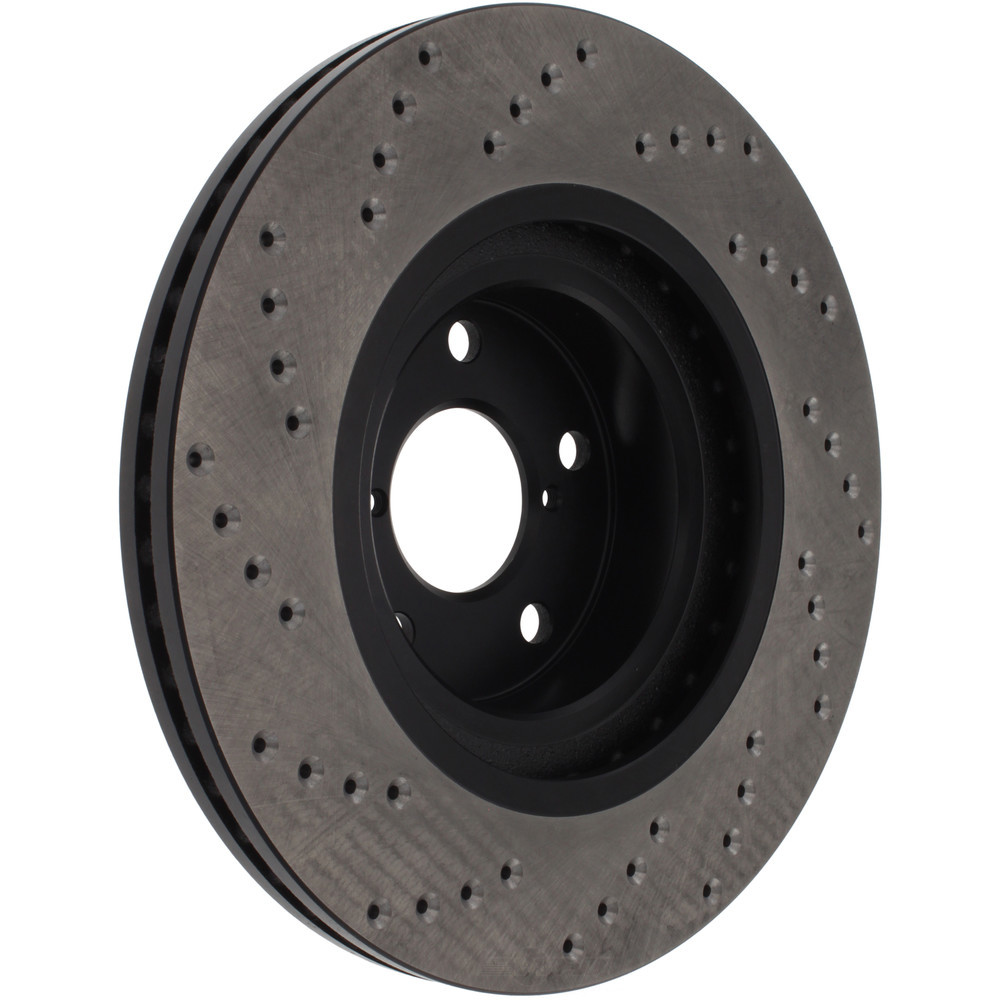STOPTECH - StopTech Sport Drilled Disc (Front Right) - SOH 128.47021R
