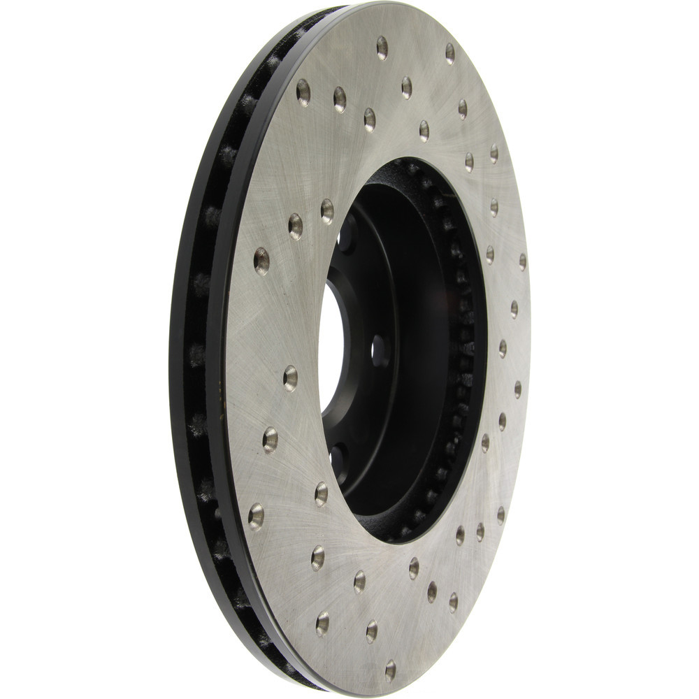 STOPTECH - StopTech Sport Drilled Disc (Front Right) - SOH 128.62034R
