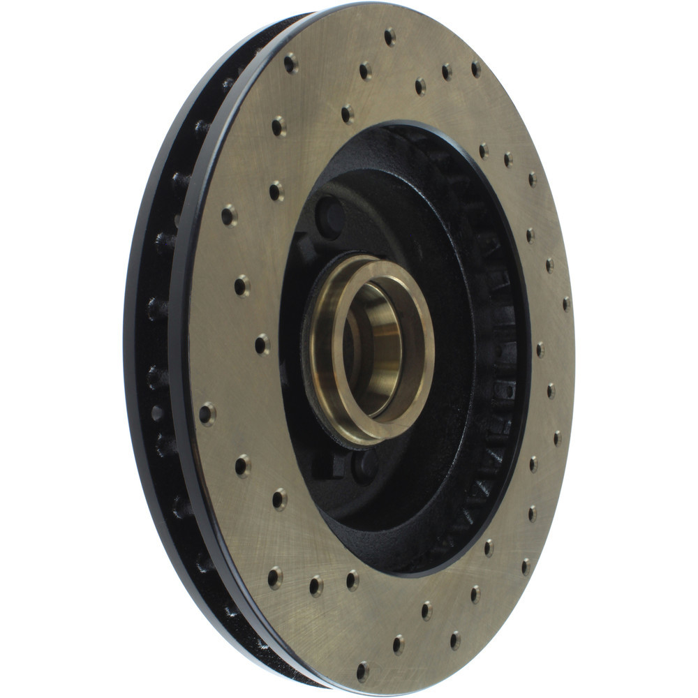 STOPTECH - StopTech Sport Drilled Disc (Front Left) - SOH 128.66000L