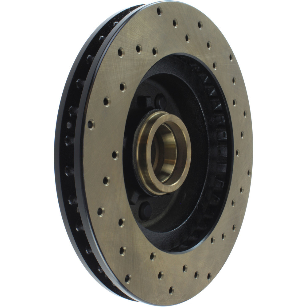 STOPTECH - StopTech Sport Drilled Disc (Front Right) - SOH 128.66000R