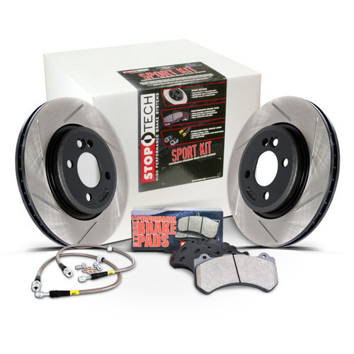 STOPTECH - Sport Kit - Slotted (Rear) - SOH 977.40000R