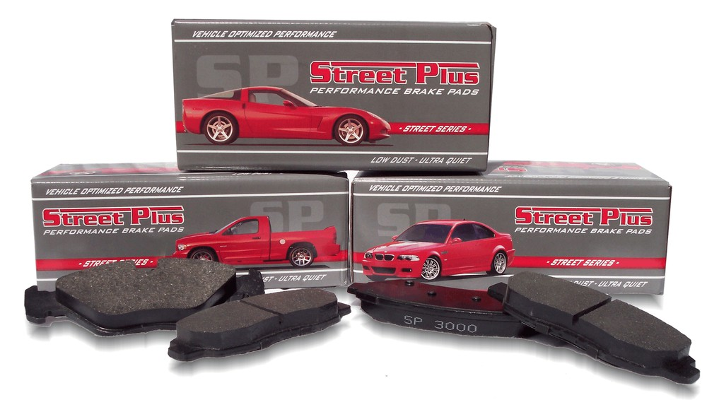 SP PERFORMANCE - Disc Brake Pad - SP2 MD272