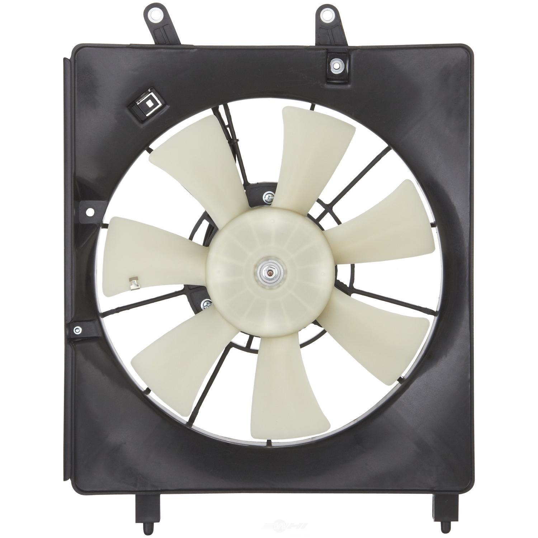 SPECTRA PREMIUM IND., INC. - A/C Condenser Fan Assembly - SPC CF18055