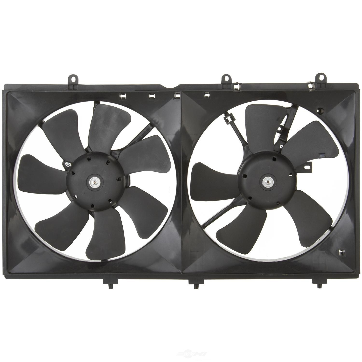 SPECTRA PREMIUM IND, INC. - Dual Radiator and Condenser Fan Assembly - SPC CF22004