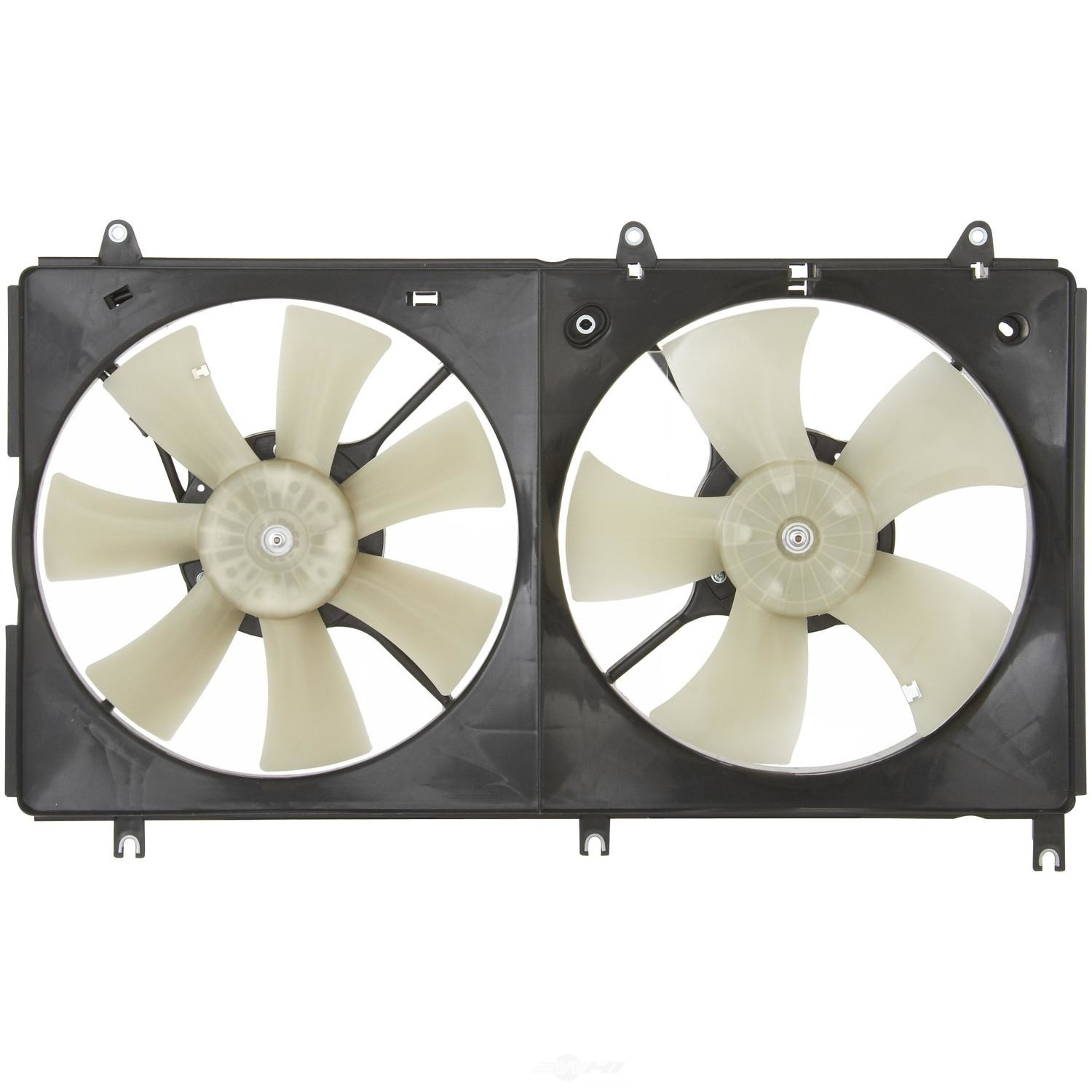 SPECTRA PREMIUM IND, INC. - Dual Radiator and Condenser Fan Assembly - SPC CF22008