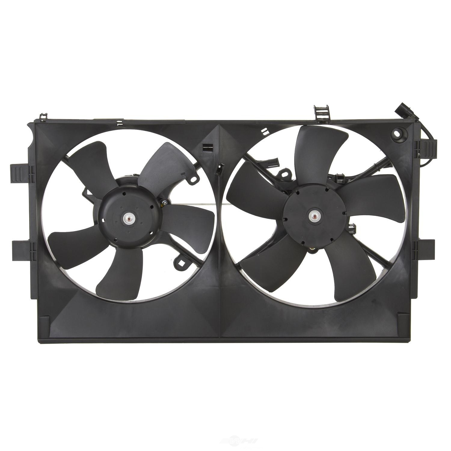 SPECTRA PREMIUM IND, INC. - Dual Radiator and Condenser Fan Assembly - SPC CF22025