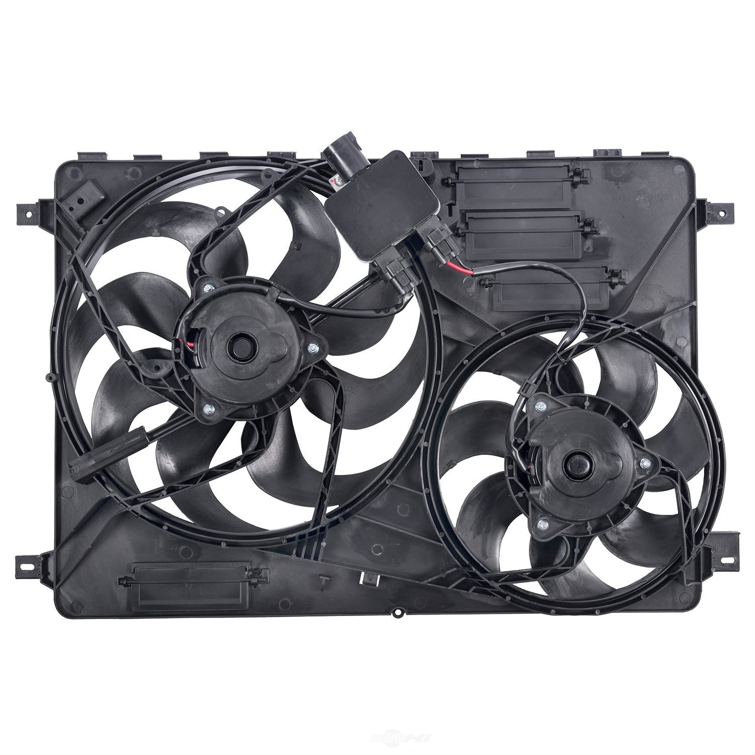 SPECTRA PREMIUM IND, INC. - Dual Radiator and Condenser Fan Assembly - SPC CF28003