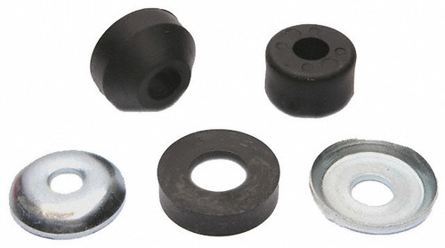 RAYBESTOS CHASSIS - Service Grade Radius Arm Bushing Kit - SPI 579-5003B