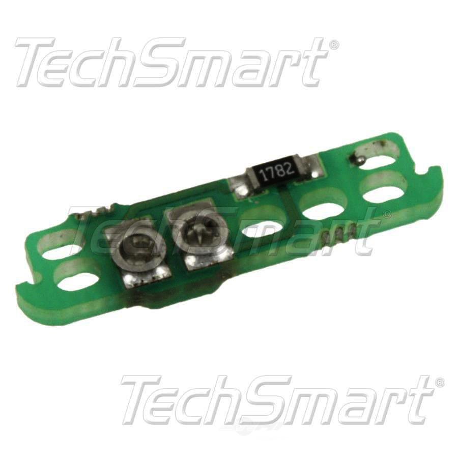 STANDARD MOTOR PRODUCTS - Diesel Fuel Injector Driver Module Resistor - STA C24001