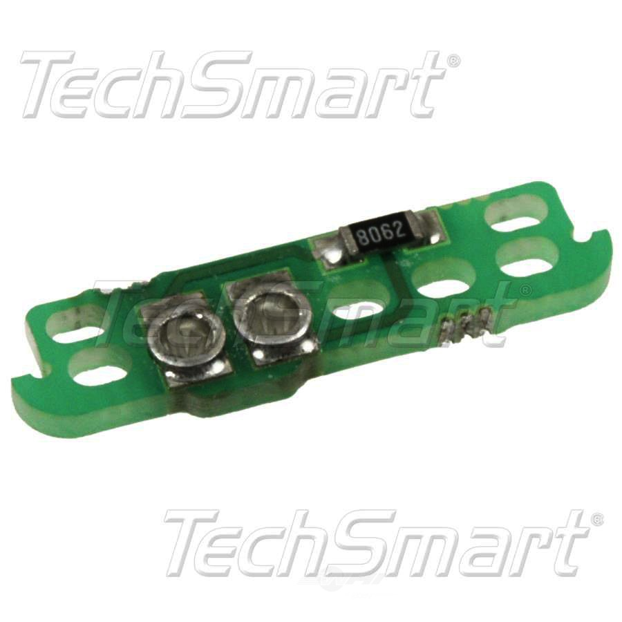 STANDARD MOTOR PRODUCTS - Diesel Fuel Injector Driver Module Resistor - STA C24002