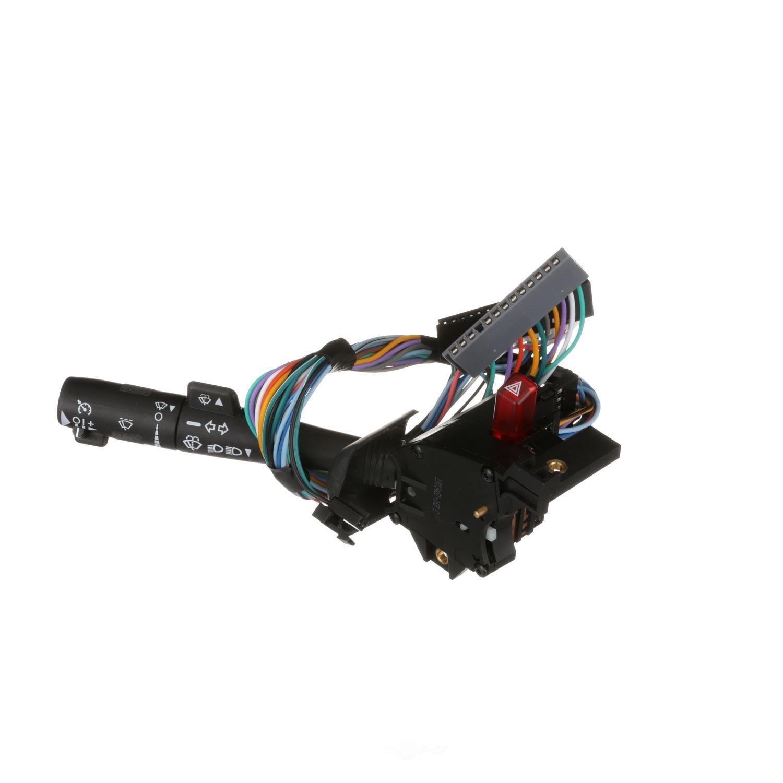 STANDARD MOTOR PRODUCTS - Hazard Warning Switch - STA CBS-1452