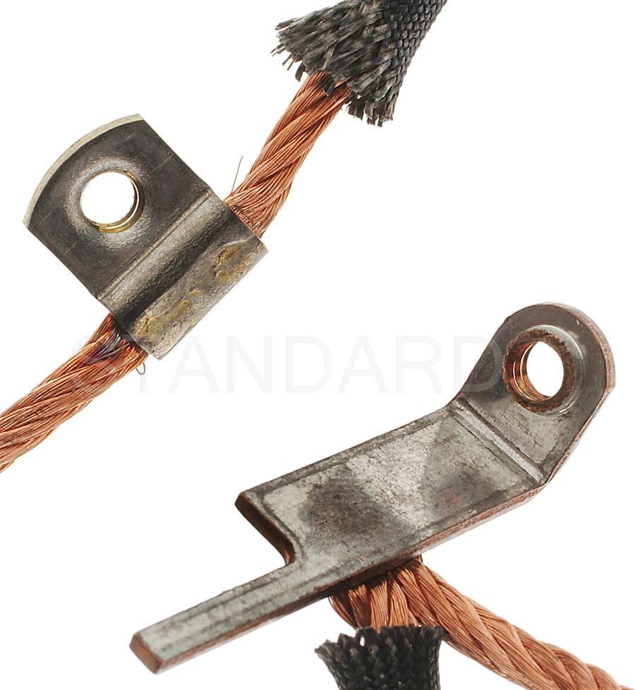 STANDARD MOTOR PRODUCTS - Starter Brush Set - STA CX-4